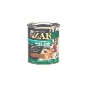 Gilsonite Laboratories 12906 Half Pint Zar Oil Based Wood Stain, Amber