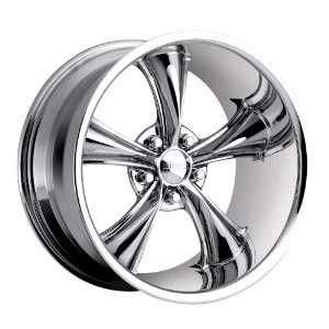 Boss Motorsports Series 338 Chrome Wheel (17x8/5x4.5