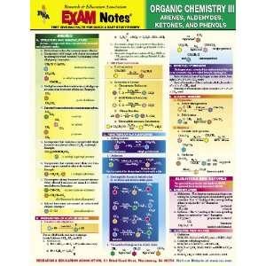Organic Chemistry III   Arenes, Aldehydes, Ketones, and