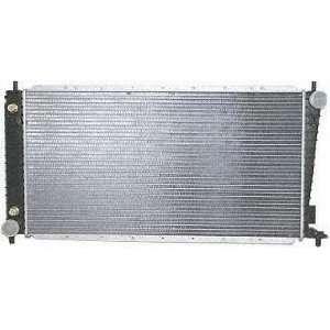 04 06 FORD F150 PICKUP RADIATOR TRUCK, 2 Row Aluminum Core