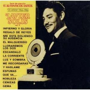 20 Anos 1966 86   15 Autenticos Exitos Javier Solis Music