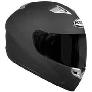 KBC VR 2R MATTE BLACK Motorcycle Helmet