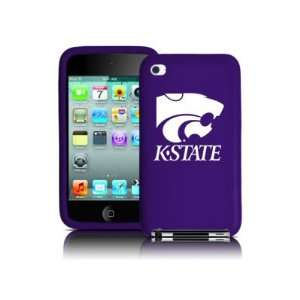iPod Touch 4th Gen. Silicone Case   Kansas State Wildcats