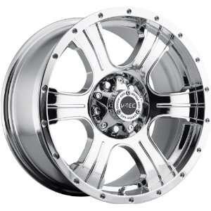 TEC Assassin 5x135 +18mm Chrome Wheels Rims Inch 17 Automotive