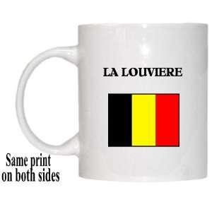 Belgium   LA LOUVIERE Mug: Everything Else