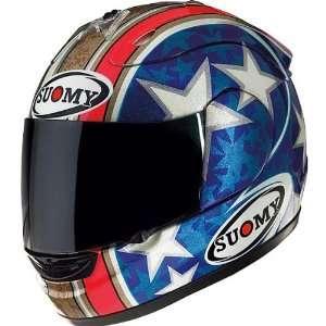SUOMY SPEC 1R EXTREME HODGSON MOTORCYCLE HELMET 3XL