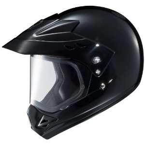 Joe Rocket RKT Hybrid Dual Sport Motorcycle Helmet Black Medium M 118