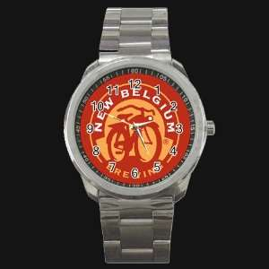 tire beer Logo New Style Metal Watch