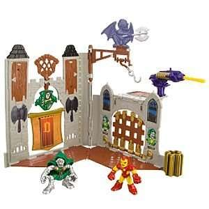 for Dooms Castle Play Set    Iron Man and Doctor Doom Toys & Games