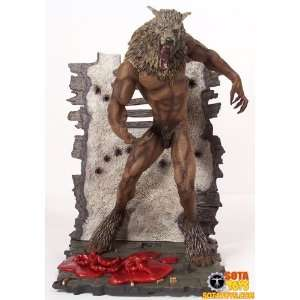Now Playing Series 3 Action Figure WereWolf Dog Soldiers: Toys & Games