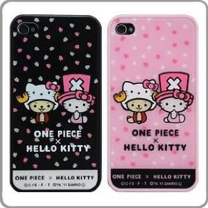 NEW ONE PIECE x Hello Kitty iPhone 4 / 4S Hard Case