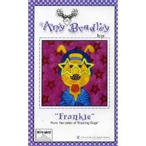 Frankie (Quilt Block) (Dazzling Dogs): Amy Bradley: Books