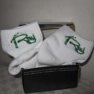 Rare Nike Air Jordan Jumpman Team Ray Allen For 3 Celtics Socks sb
