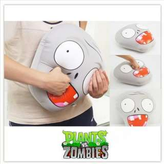 Zombie of Plants Vs Zombies Micro Bead Soft Plush Doll Toy Pillow