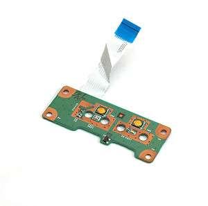 HP G60 Compaq CQ60 Power Button Board +Ribbon 48.4H503.011