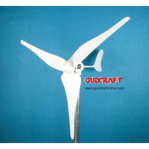 GudCraft WM450 450W 450 Watt 12 Volt Wind Turbine Residential Wind