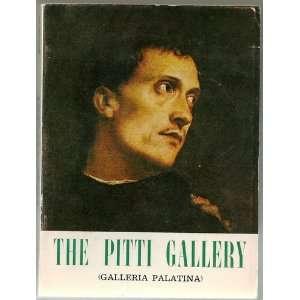 PITTI GALLERY ANNA MARIA FRANCINI CIARANFI Books