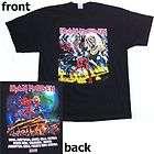 Iron Maiden Rigger 2XL Crew Shirt 2008 Rare
