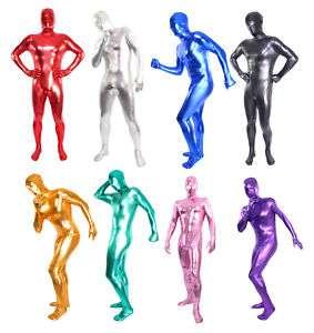 Zentai Full Hood Lycra Spandex Zentai Body Suit