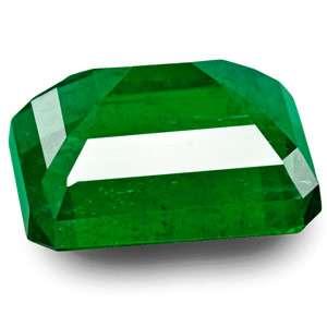 10 Carat Collectors Grade Eye Clean Deep Velvety Green Emerald