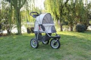 New BestPet Pet Jogger Jogging Dog Cat Stroller