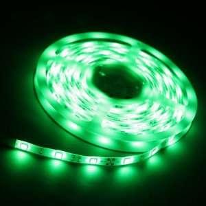 Green 5M 150 LED 5050 SMD Flexible Car DIY Strip Light