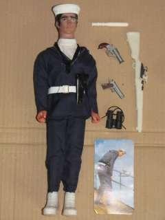 Rare Combat Soldier Gi joe/Action Man US NAVY SAILOR