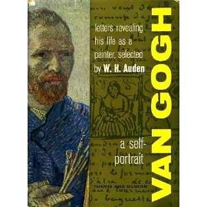 Self Portrait Vincent Van Gogh, W. H. Auden  Books