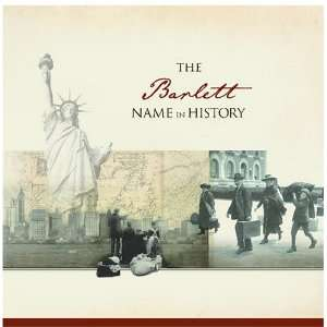 The Barlett Name in History: Ancestry Books