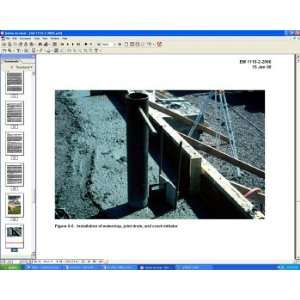 Roller Compacted Concrete Engineering Construction Book or