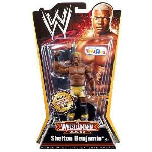 Mattel WWE Wrestling Exclusive Wrestle Mania XXVI Action
