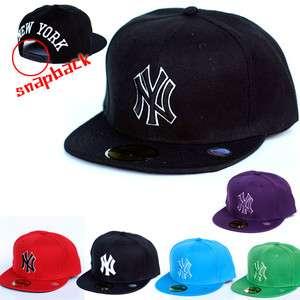 SNAPBACK New York NY Yankees Baseball Hats Ball Cap (Adjustable 7   7