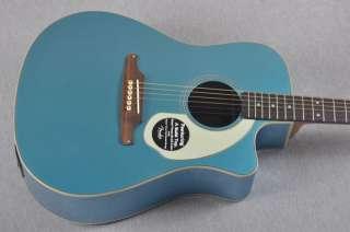 Fender Sonoran Acoustic Electric Cutaway Guitar   Ultimate Package