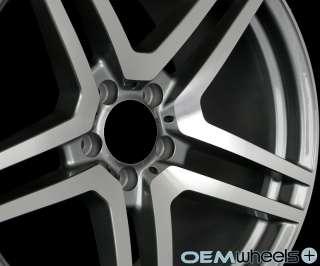 METAL WHEELS FITS MERCEDES BENZ AMG W221 S550 S600 S63 S65 RIMS