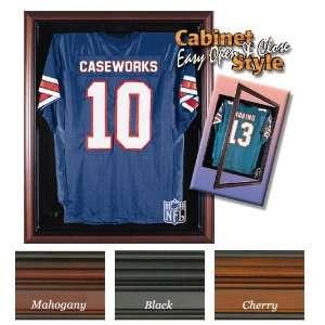 NFL Logo Standard Size Jersey Case (Black) Sports