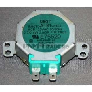 120 VAC Microwave Synchronous Motor RMOTDA161WREO