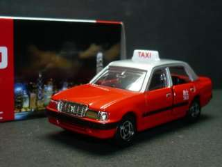 2012 new TOYOTA CROWN COMFORT Victoria Harbour HONG KONG TAXI TOMICA