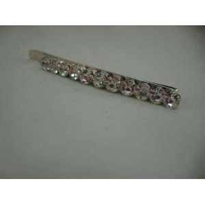 NEW Clear Crystal Hair Bobby Pin, Limited. Beauty