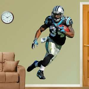 Panthers NFL Fathead REAL.BIG Wall Graphics