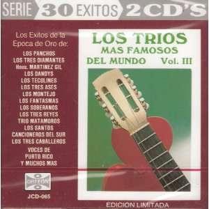 Los Fantasmas, Los Panchos, Los Tres Diamantes, Los Tres Reyes, Trio