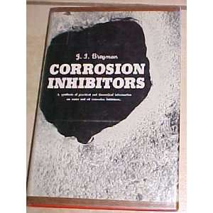 Corrosion inhibitors Jacob I Bregman Books