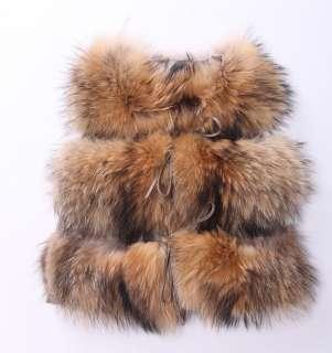fur women vest gilets sleeveless garment waistcoat for women C