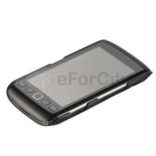 Premium OEM Blackberry Black Hard Shell Skin Cover Case For Torch 9860