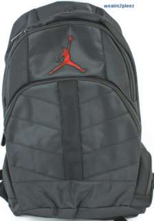 Nike Air JORDAN Jumpman School BACKPACK Book Bag NWT College Kids Boys