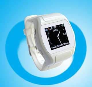 MQ007 GSM Watch Cell Phone Touch Screen Unlocked  FM 1.5