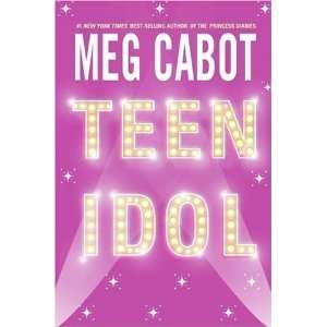 Teen Idol [Paperback] Meg Cabot Books