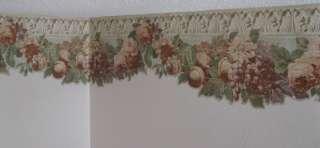 VICTORIAN DIE CUT CROWN MOLDING Wallpaper bordeR Wall