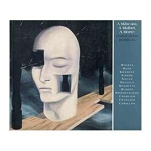 Mascara, A Mulher, A Morte: Resistencias Poeticas   Wiertz, Rops