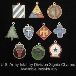 US Army Infantry Division Insignia Vintage Charm 34th