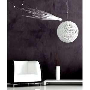 Wall Decal Sticker Space Comet Trail GFoster161s
